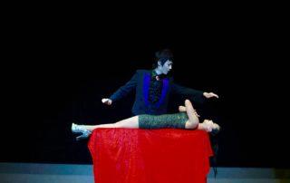 藍羽毛魔術娛樂 | 魔術表演 | 尾牙表演 | 節慶活動 | 手影 | 手影表演 | 魔術師 | 客製化魔術表演 |